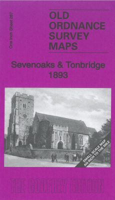 Sevenoaks and Tonbridge 1893
