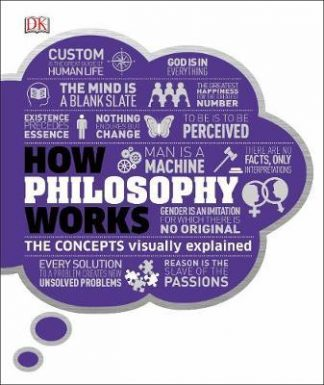 How Philosophy Works: The concepts visually explained by  DK