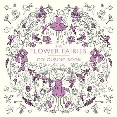The Flower Fairies Colouring Book by Cicely Mary Barker