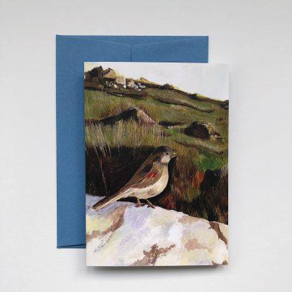 Cornish Bird Card