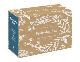 Birthday Box: 20 Birthday Cards by Sarah McNally