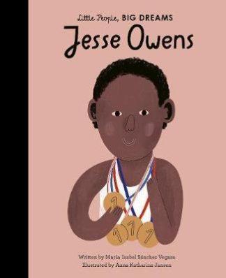 Jesse Owens by Vegara, Maria I Sanchez
