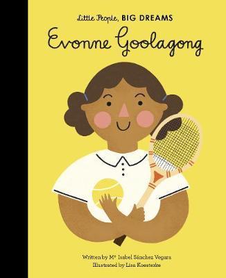 Evonne Goolagong by Vegara, Maria I Sanchez