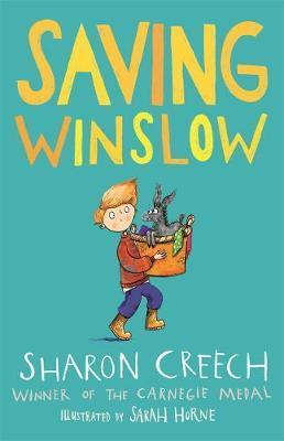 Saving Winslow by Sharon Creech