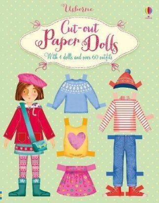 Cut-Out Paper Dolls by Fiona Watt