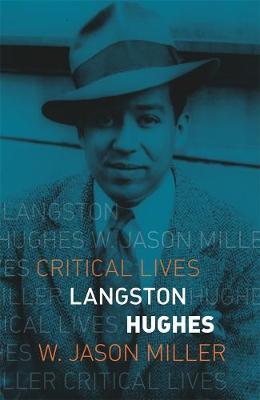Langston Hughes by W. Jason Miller