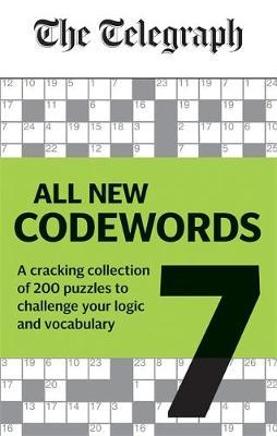 Telegraph: All New Codewords Volume 7 by