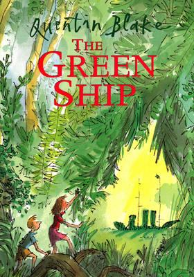 Green Ship by Quentin Blake
