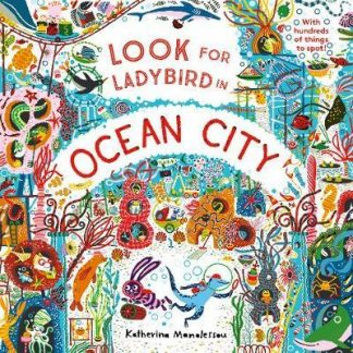 Look for Ladybird in Ocean City by Katherina Manolessou