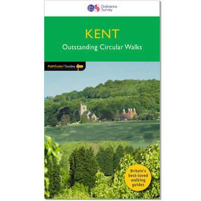 Kent (Pathfinder walks guide) by David Hancock