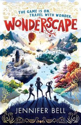 Wonderscape by Jennifer Bell