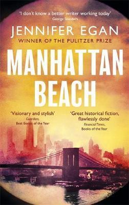 Manhattan Beach (SR18) by Jennifer Egan