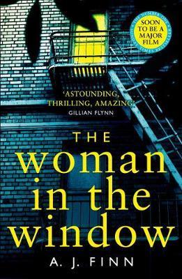 Woman In The Window by A  J Finn