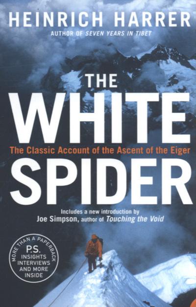 White Spider by Heinrich Harrer