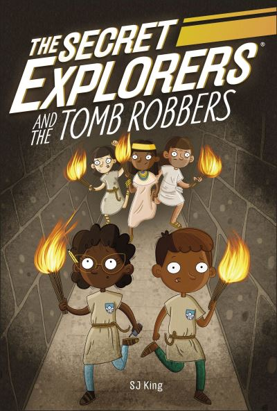 The Secret Explorers and the Tomb Robbers by  DK