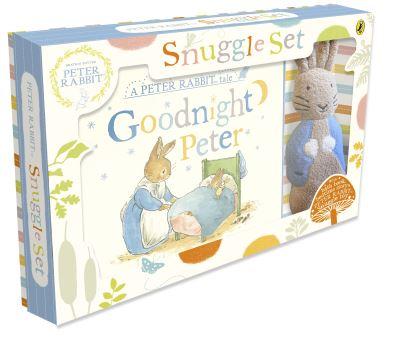 Peter Rabbit Snuggle Set by Beatrix Potter
