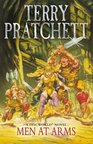Men At Arms: (Discworld Novel 15) by Terry Pratchett