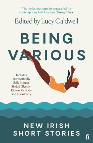Being Various: New Irish Short Stories by  Various