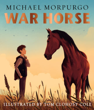 War Horse picture book by Michael Morpurgo