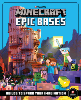 Minecraft Epic Bases: 12 mind-blowing builds to spark your imagination by AB Mojang