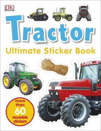 Tractor Ultimate Sticker Book by  DK