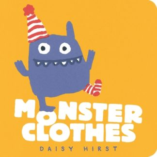 Monster Clothes by Daisy Hirst