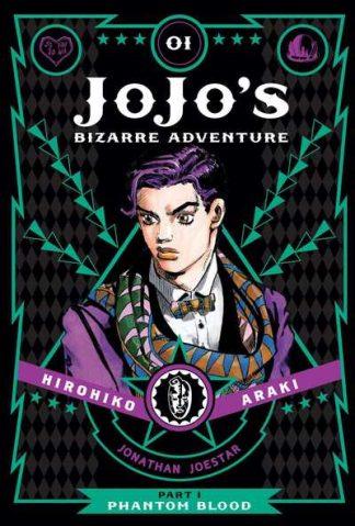 JoJo's Bizarre Adventure: Part 1--Phantom Blood, Vol. 1 by Hirohiko Araki