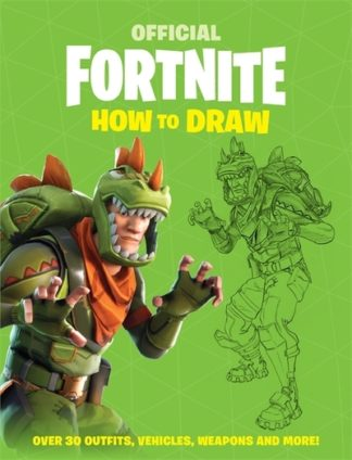 FORTNITE Official: How to Draw by Games Epic