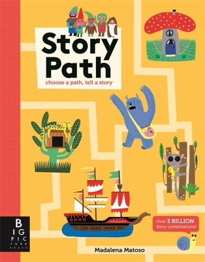 Story Path by Kate Baker