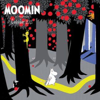 Moomin Wall Calendar 2021 (Art Calendar) by
