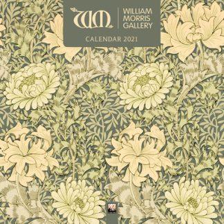 William Morris Gallery Wall Calendar 2021 (Art Calendar) by