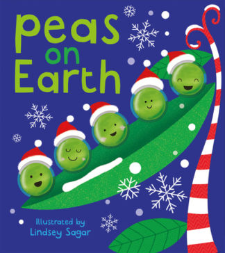 Peas on Earth by Lindsey Sagar