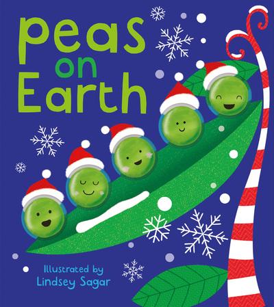 Peas on Earth by Lindsey Sagar