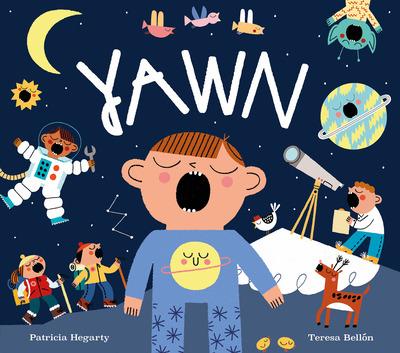 Yawn by Teresa Bellon