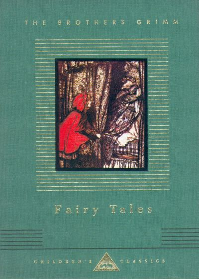 Fairy Tales Grimm by Brothers Grimm