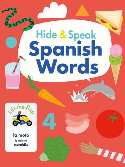 Hide & Speak Spanish Words by Rudi Haig
