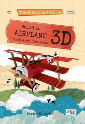 Build an Airplane 3D by Valentina Manuzzato