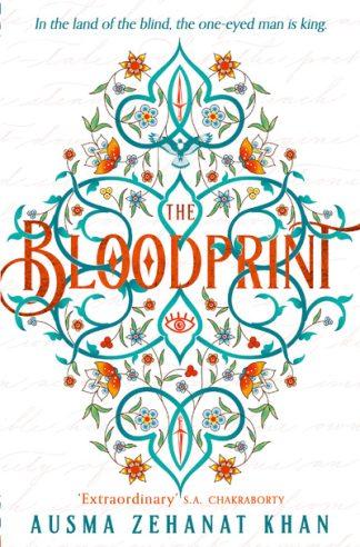 The Bloodprint (The Khorasan Archives, Book 1) by Khan, Ausma Zehanat