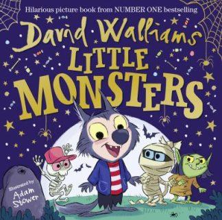 Little Monsters by David Walliams