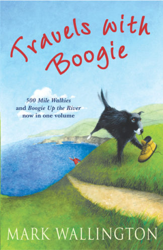 Travels With Boogie by Mark Wallington