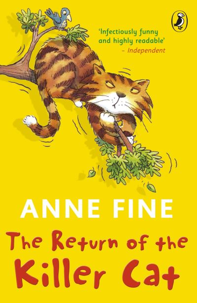 Return Of The Killer Cat by Anne Fine