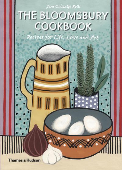 Bloomsbury Cookbook by Rolls, Jans Ondaatje