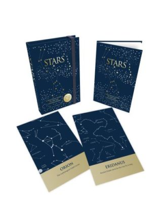 Stars: A Practical Guide to the Key Constellations - Contains 20 Unique Pin-hole by Mark Westmoquette