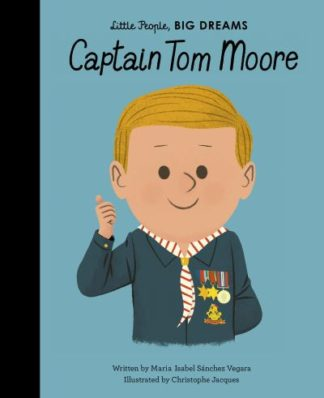 Captain Tom Moore by Vegara, Maria I Sanchez
