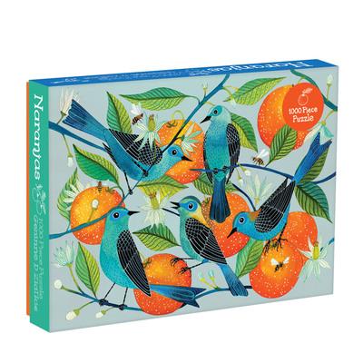 Geninne Zlatkis Naranjas 1000 Piece Puzzle by Sarah McMenemy