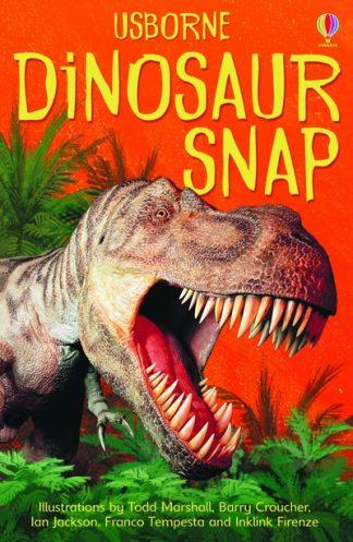 Dinosaur Snap by Fiona Watt