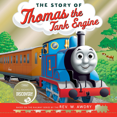 The Story of Thomas the Tank Engine (75th Anniversary Edition) by