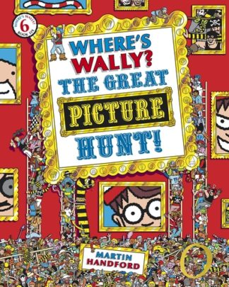 Wheress Wally Great Picture Hunt by Martin Handford