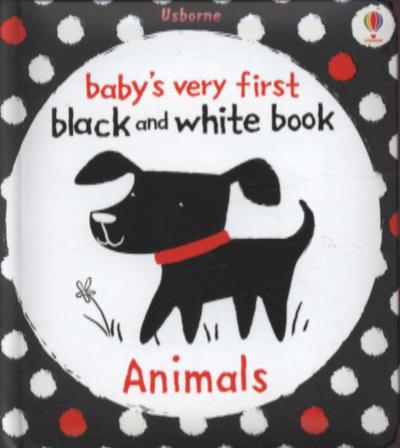 Black and White: Animals by Stella Baggott