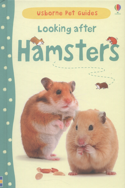 Looking after Hamsters by Susan Meredith